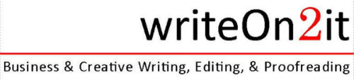Business and Creative Writing, Editing, and Proofreading